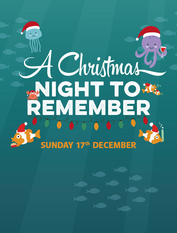 Christmas night to remember