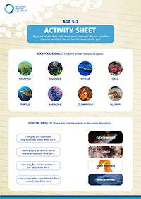 Activities Sheet 5-7