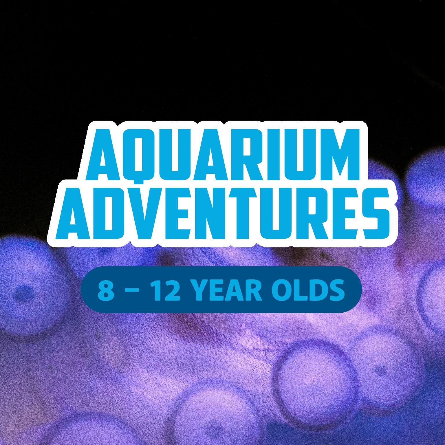 Aquarium Adventures Party | 8 - 12 year olds
