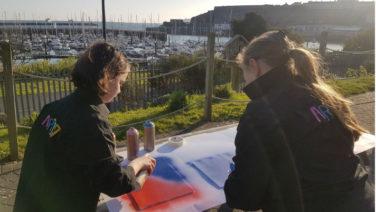 Ocean Squad Lates Ocean Graffiti